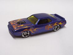 1971 Plymouth HEMI Barracuda : Hot Rod  Man Cave / by TheENDZONE