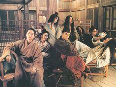 Ashes of Time: Brigitte, Carina, Joey, Leslie, Tony & Tony
