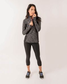 Stratus Zipped Pull Over