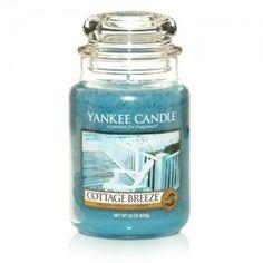 yankee candle cottage breeze   Cottage Breeze® Jar Candle