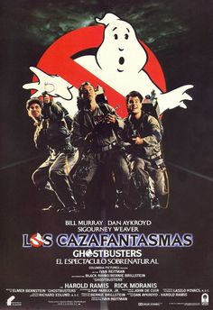 1984 / Los Cazafantasmas - Ghost Busters - tt0087332