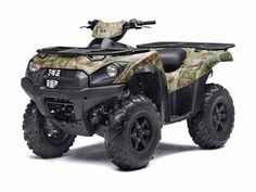 New 2016 Kawasaki Brute Force 750 4x4i EPS ATVs For Sale in Connecticut. 2016 Kawasaki Brute Force 750 4x4i EPS, A true outdoorsman needs a big-bore machine willing to track deeper and go further and the Brute Force® 750 4x4i EPS Camo ATV can tackle the wilderness and its most tumultuous terrain.749 cc liquid-cooled, 90-degree V-twin, DFI® four-stroke with electric startElectric Power Steering (EPS)Continuously Variable Transmission (CVT) with Hi / Lo range and reverseSelectable 4WD with…