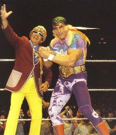 8 Best Wrestling Managers Images Wrestling Grand Wizard Pro Wrestling