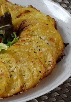 ghirlanda di patate