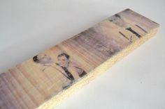 Fotodruck auf Holz und Leinwand. Die Anleitung ist einfach.