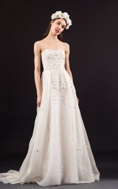 M'O Bridal & Wedding: The Cornelia from Temperley London Bridal SS17 trunkshow