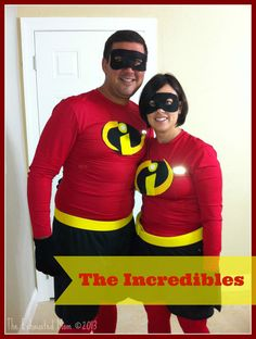 Couples Halloween Costume Ideas | The Exhausted MomThe Exhausted Mom