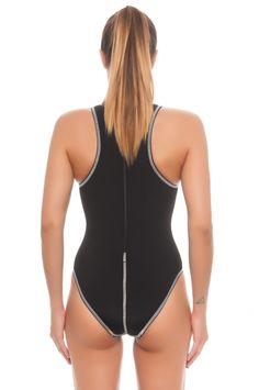 girls water polo swimsuit | TURBO Waterpolo Wasserball Schwimmanzug Damen schwarz Anzug Damen ...