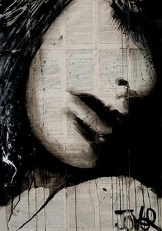 "Saatchi Art Artist Loui Jover; Drawing, ""mirage................SOLD"" #art"