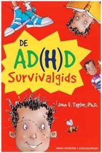 ADHD survivalgids - Vind je het moeilijk om aandachtig te zijn of om stil te zitten? Brullen ze soms naar je omdat je praat in de klas of rondloopt? Ben je dikwijls met je gedachten ergens anders? Wanneer ze bij jou ADD