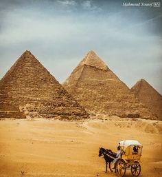 Giza, Monument Valley, Egypt, Nature, Travel, Viajes, Naturaleza, Destinations, Traveling