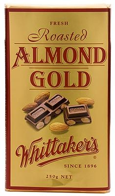Bennetts of mangawhai famous handmade new zealand chocolates almond chocolate block packed with toasted almonds whittakers chocolate makes a great new zealand gift negle Choice Image