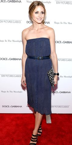 Olivia Palermo's 54 Best Looks Ever - July 17, 2014 from #InStyle