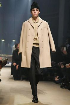 Carven Menswear Fall Winter 2014 Paris - NOWFASHION