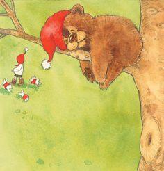 Illustration for the book, Red Hat - Lita Judge