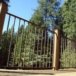Fortress Fe26 Iron Railing Pictures | Fortress Railing