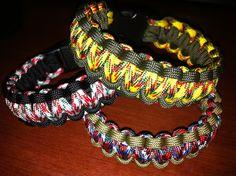 Vietnam, Iraq and Afghanistan Service Bracelets!!!