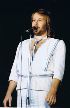 ABBA-appearance in 1979 in the Westfalenhalle(Dortmund)