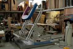 Custom fabrication by Creative NYC. #SetFabrication #MadebyCreativeNYC