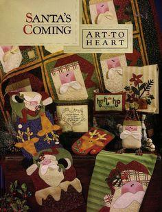 art to heart santa`s coming 28/06/2011 - rosotali roso - Álbuns da web do Picasa