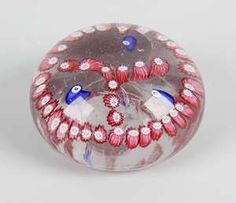 LOT:2 | A low domed Old English paperweight