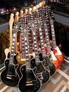 Gibson Les Paul Electric Guitars #beautifulguitars #Guitartypes
