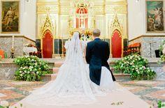 Wedding ceremony, Mallorca by Nadia Meli on Wedding Ceremony, In This Moment, Wedding Dresses, Majorca, Bride Dresses, Bridal Gowns, Weeding Dresses, Wedding Dressses, Bridal Dresses
