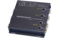 Signal Processors: Audiocontrol 6Xs Concert Grey 6-Channel Electronic Crossover Car Audio Control -> BUY IT NOW ONLY: $169.9 on eBay!