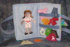 machine embroidery projects | Machine Embroidery Designs - Girl PaperDolls Collection