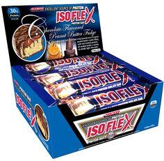Allmax Nutrition Isoflex Protein Bar 12/Box - Bars - Protein - Sports Nutrition & More
