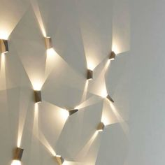 Delta Light - TOPIX - Direct/Indirect Sconces for Light Sculpture