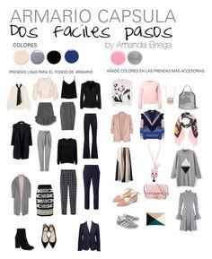A perfect capsule wardrobe Wardrobe Sets, Capsule Wardrobe, Fashion Capsule, Fashion Outfits, Womens Fashion, Minimalist Wardrobe, Minimalist Fashion, Minimalist Outfits, Office Outfits
