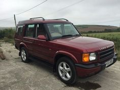 2001 Land Rover Discovery II TD5