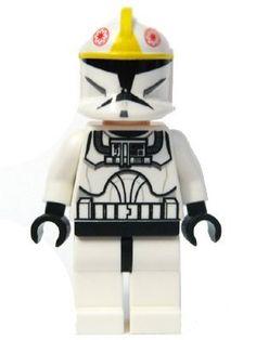 """Clone Pilot (Clone Wars) - LEGO 2"""" Star Wars Figure LEGO,http://www.amazon.com/dp/B00296XD7K/ref=cm_sw_r_pi_dp_i9pWsb134CQFX0EA"""
