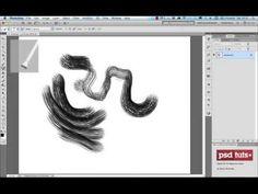 Creating Custom Brushes - Envato Tuts+ Design & Illustration Tutorial