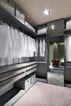 Tiesttanta- walk in closet