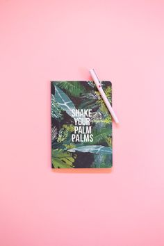 make these DIY notebooks before school starts