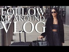 FOLLOW ME AROUND: HORSEBACK RIDING, NYFW +BIG UNBOXING - YouTube