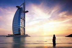 burj-al-arab à Dubai @OTourDuMonde