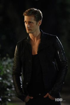 Eric Northman | True Blood// ALWAYZ this connection in my mind and every gd time I watch it! ❤️💋🔥