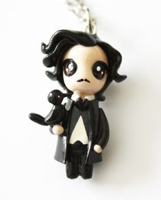 Love Mr. Poe! This is so cute!