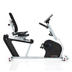 routine reclinata in bicicletta per la perdita di peso