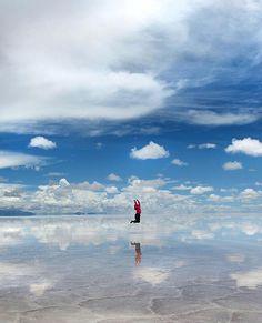 Salar de Uyuni,Boliva