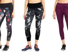 Best-in-Class Capris for Running + Training | Chi Blog