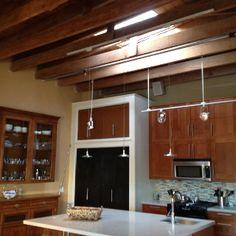 Lofty kitchen appeal