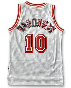 adidas Miami HEAT Tim Hardaway Hardwood Classic Swingman Jersey