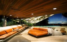 John Lautner master architect of California Modernism and mid 20th century design