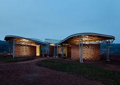 Women's Opportunity Centre in Rwanda, Sharon Davis Design