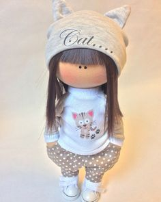 Куклы тильда