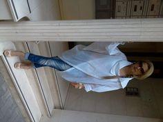 White Loose Maxi Shirt / Casual Extravagant Shirt / Elegant Asymmetric Oversized Shirt by shopMyJ on Etsy https://www.etsy.com/uk/listing/216439812/white-loose-maxi-shirt-casual